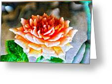 Magical Rose Greeting Card