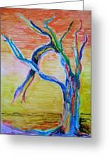 Magical Tree Greeting Card