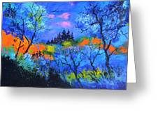 Magis Forest Greeting Card