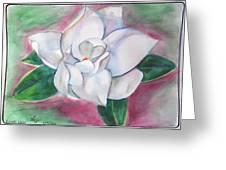 Magnolia 2 Greeting Card