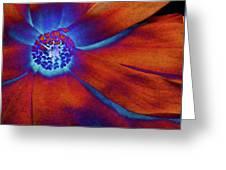 Magnolia Electric Greeting Card