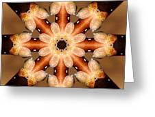 Magnolia In Winter Greeting Card