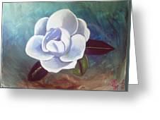 Magnolia Greeting Card