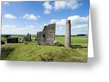 Magpie Mine 1 Greeting Card