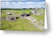 Magpie Mine 2 Greeting Card