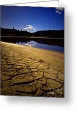 Mahoney Lake Greeting Card