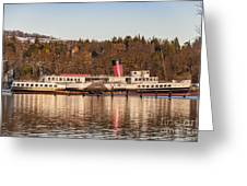 Maid Of The Loch Greeting Card