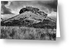 Main Caves Panorama - Drakensberg Greeting Card