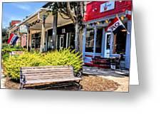 Main Street Mount Joy Greeting Card