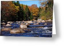 Maine 53 Greeting Card
