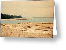 Maine Summer Greeting Card