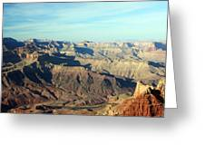 Majestic Grand Canyon Greeting Card
