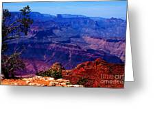 Majestic Grand Canyon Greeting Card