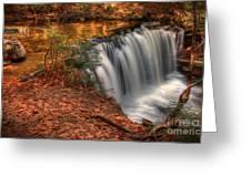 Majestic Oneida Falls Greeting Card