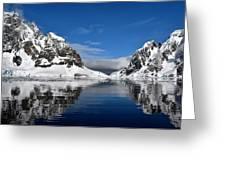 Majestic Reflection Greeting Card