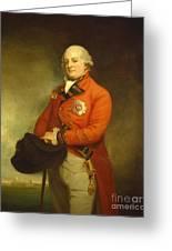 Major-general Sir Archibald Campbell Greeting Card