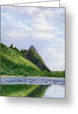 Makana Reflection Greeting Card