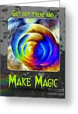 Make Magic Greeting Card