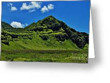 Makua  Greeting Card