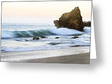 Malibu Dreams Greeting Card