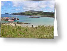 Malin Pier #2 Greeting Card