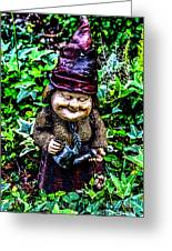 Mama Gnome Greeting Card