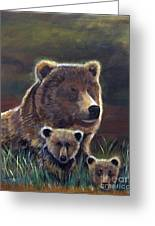 Mammas Warmth Greeting Card