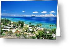Mana Island Greeting Card