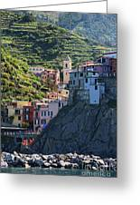 Manarola  0565 Greeting Card