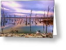 Manasquan Sunrise Greeting Card