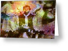 Manawa Poe Kaahele Greeting Card