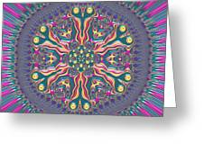 Mandala 467567678 Greeting Card