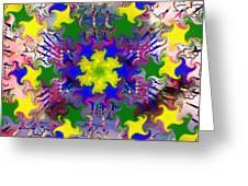 Mandala 6 Greeting Card