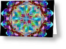 Mandala 9725 Greeting Card
