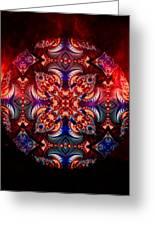 Mandala Magic Greeting Card