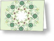 Mandala No. 66 Greeting Card