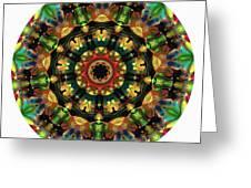 Mandala - Talisman 1103 - Order Your Talisman. Greeting Card