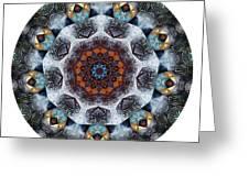 Mandala - Talisman 1111 - Order Your Talisman. Greeting Card