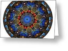 Mandala - Talisman 1122 - Order Your Talisman. Greeting Card
