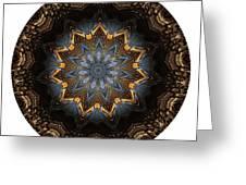 Mandala - Talisman 1415 Greeting Card