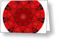 Mandala - Talisman 1541 Greeting Card