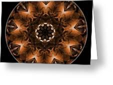 Mandala - Talisman 3704 Greeting Card
