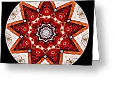 Mandala - Talisman 4009 Greeting Card