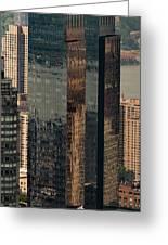 Mandarin Oriental, New York Greeting Card