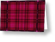 Mandoxocco-wallpaper-pink Greeting Card