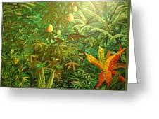 Mango Hill Greeting Card
