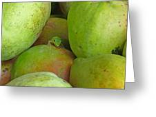 Mangoes Etc. Greeting Card