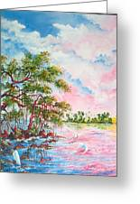Mangroves Greeting Card