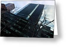 Manhattan Right Greeting Card