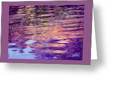 Manifesting Pleasure Greeting Card